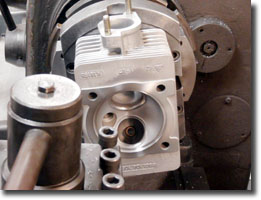 Competition Engineering - Porsche cylinder head repair - Expert