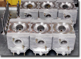 Competition Engineering - Porsche cylinder head repair